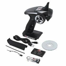 10X Flysky FS-GT2B 2.4G 3CH Radio Model Remote Control RC Transmitter&Receiver b