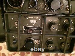 1944 Ww2 Us Army Bc-1306 Radio Us Army Radio Receiver &transmitter 1944