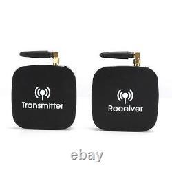2.4/5G WiFi Wireless HDMI Extender Audio Video AV Sender TV Transmitter Receiver