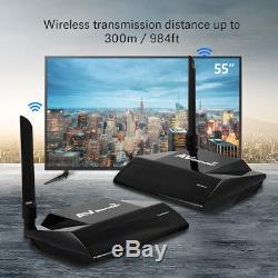 300M 5.8GHz Digital Wireless AV Sender Audio Video HDMI/AV Transmitter Receiver