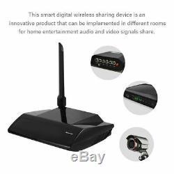 5.8GHz 300M TV Wireless AV Transmitter Receiver Sender HDMI 1080P Audio Video JS
