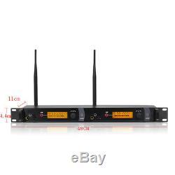 6 Receivers SR2050 IEM In Ear Monitor Wireless System, 2 Channel Transmitters