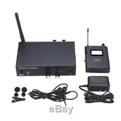 ANLEON S2 UHF Stereo Monitor System Wireless In-ear Stage Transmitter Receiver