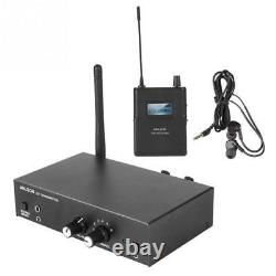 ANLEON S2 UHF Wireless In-ear Stereo Monitor System Inlcude Transmitter Receiver