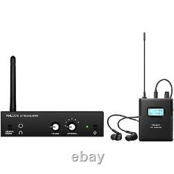 ANLEON S2 Wireless In-ear Monitor System UHF 561-568MHz, Transmitter and Receiv