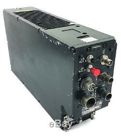 Aircraft Radio Sp-649/l5 Elmer Receiver Exciter Transmitte V/uhf Marconi Selenia