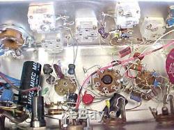 Am Bcdst/shortwave Regen Radio + 80/40m Qrp Transmitter