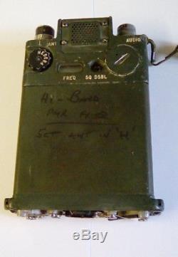 An/prc68b(v) Radio Transmitter Receiver Gwo, Nsn 5820 01 179 7027