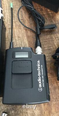 Audio-Technica ATW-2110-R1820a Wireless Mic Set 1-Receiver 3-Transmitters