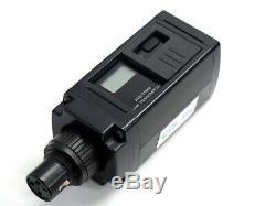 Audio-Technica UHF wireless system 1x receiver, 3x transmitter, 2x lav mic