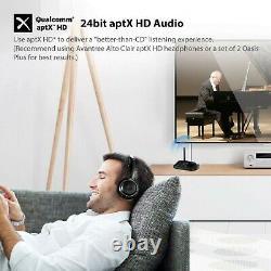 Avantree Oasis Plus Certified aptX HD Bluetooth 5.0 Transmitter Receiver for TV
