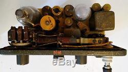 BC-1306 Receiver-Transmitter vintage WWII Portable Radio Tranceiver