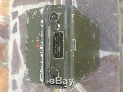 Bc-1306 Us Army Wwii 1944 Radio Receiver And Transmitter Bc-1306