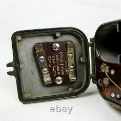 Bc-611-c Scr-536 Hand Held Radio Receiver Transmitter Walkie Talkie 1944 D-day
