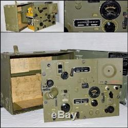 Bc 654 A Radio Receiver And Transmitter