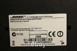 Bose Al8 Wireless Audio Receiver & Link Homewide Audio Link System Transmitter