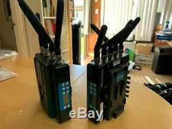 Boxx Meridian HD Wireless Transmitter Receiver HD-SDI (V-mount)
