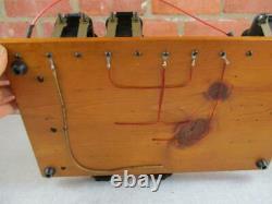 Breadboard Crystal Ham Radio Transmitter Home Brew 6L6 6V6 Tubes