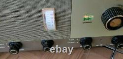 Browning Eagle Model R-27 Receiver and Eagle S-23 Transmitter Radio CB Ham Radio