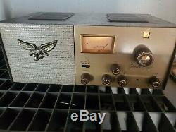 Browning Eagle Transmitter and Receiver radio WITH USER MANUAL