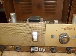 Browning Golden Eagle R27 & S23 Transmitter Receiver CB Radio Base Station set