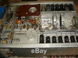 COLLINS RT-91/ARC-2 HF 2-9 MCs USN TRANSMITTER/RECEIVER looks UNMODIFIED