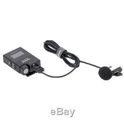 COMICA BoomX-D 2.4G Digital 1-Trigger-2 Wireless Microphone Transmitter Receiver
