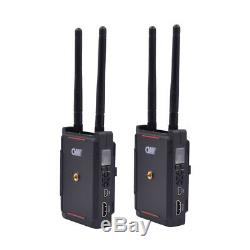 CVW SWIFT 800 800ft Wireless HDMI image Transmitter Receiver Video Transmission
