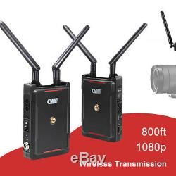CVW SWIFT 800 800ft Wireless System Video Transmission HDMI Transmitter Receiver