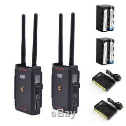 CVW SWIFT 800 800ft Wireless Video Transmission System HDMI Transmitter Receiver
