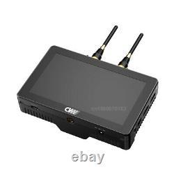 CVW Swift Z Wireless Video Transmission System Transmitter Receiver 5.5 Monitor
