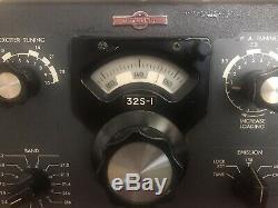 Collins 32S-1 Ham Radio Transmitter