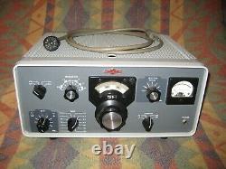Collins 75S-1 HF Receiver Ham Radio SSB CW 75S1 S-Line WE Nice Not Working