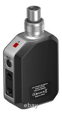 Comica UHF Wireless XLR Transmitter for CVM-WM200 / WM300 Receivers Plug-On
