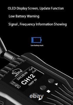 DHL HOLLYLAND Mars 400s Wireless HDMI SDI Video Image Transmitter Receiver 1080P
