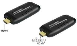 Diamond Wireless HDMI USB Powered Extender Kit, TV Transmitter & Receiver 1080p