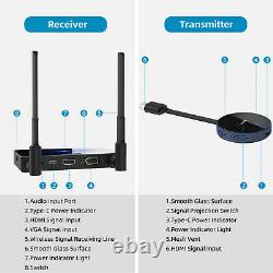 Digital Wireless HDMI Extender Transmitter and Receiver Kits For 4K 2K 1080P HD