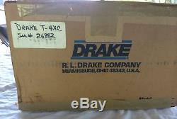 Drake T4XC Transmitter for Communications Ham Radio