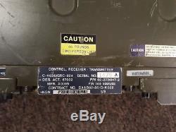 Ericsson C-11826/GRC-224 Control Receiver Transmitter Radio A1