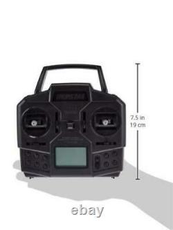 FINESPEC 45068 2.4GHz 4CHANNEL RADIO CONTROL SYSTEM TRANSMITTER RECEIVER SET