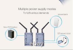 FORHOPE XM800 Pro 800FT SDI HDMI Wireless Image Transmission System Receiver