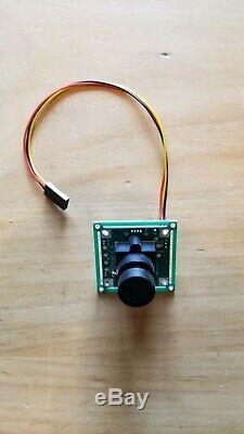 FPV Wireless AV System 5.8Ghz TS832 Transmitter RC832 Receiver Camera Googles