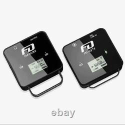 Feidu FM40 HUF Mini Wireless Microphone Transmitter+Receiver fr Interview Camera