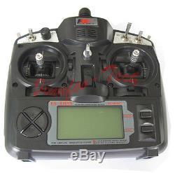 FlySky FS-TH9X-B 2.4G 9CH RC Radio Control Transmitter Receiver System (TX & RX)