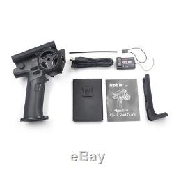 Flysky FS-NB4 2.4G 4CH Noble Radio Transmitter with FGR4 Receiver For RC Toys X6X8