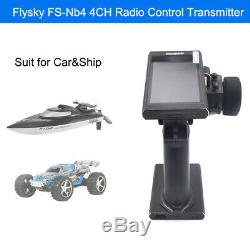 Flysky FS-NB4 2.4G RC Transmitter Noble Radio Remote Control Receiver Car Boat