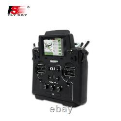 Flysky FS-PL18 Paladin 2.4G 18CH Radio Transmitter withFS-FTr10 Receiver HVGA 3.5