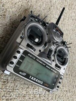 FrSky Taranis X9D Plus 2.4GHz Telemetry Radio Transmitter FREE 8CH RECEIVER