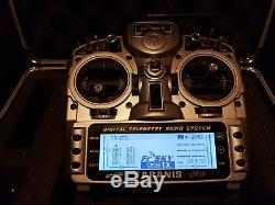 FrSky Taranis X9D Plus Radio Transmitter with Aluminum Case(witho X8R Receiver)
