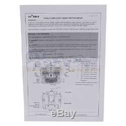 FrSky Taranis X9D Plus Radio Transmitter with D4R-II Receiver US Dealer
